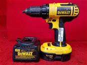 Dewalt Cordless Drill 18V Driver Kit 380 Watts Compact Power Tool